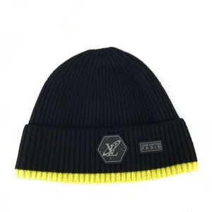Louis Vuitton x Virgil Abloh Wool Beanie Hat